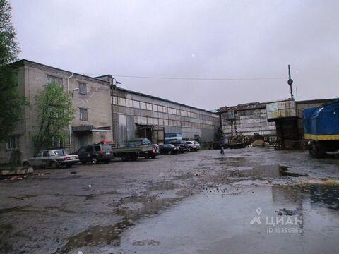 Продажа производственного помещения, Архангельск, Ул. Ильича - Фото 1