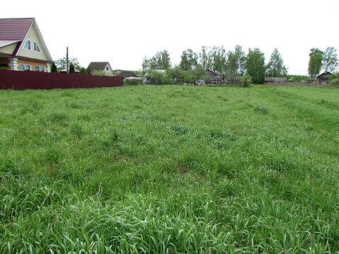 Продается земельный участок в с. Большое. Руново Каширского района - Фото 1