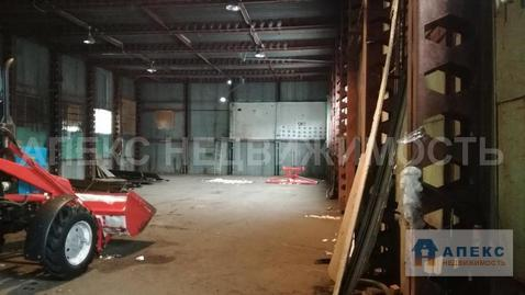 Аренда помещения пл. 458 м2 под склад, автосервис, производство Мытищи . - Фото 4