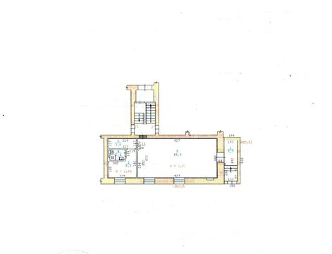 Продам универсальное помещение 65 кв.м. с отд .входом - Фото 5