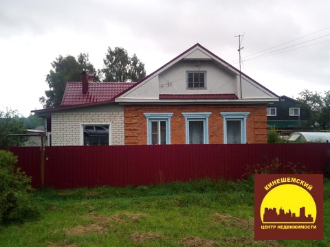 Кирпичный дом 54 кв/м. в Сокольниках - Фото 1
