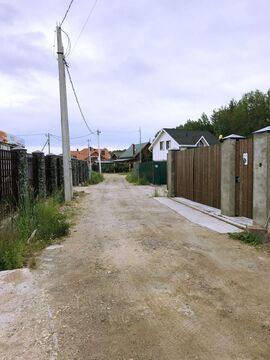Земельный участок в д. Узигонты 10.55 соток ИЖС с фундаментом, . - Фото 5