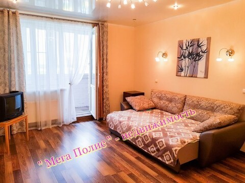 Сдается 1-комнатная квартира 50 кв.м. в новом доме ул. Курчатова 41 В - Фото 5