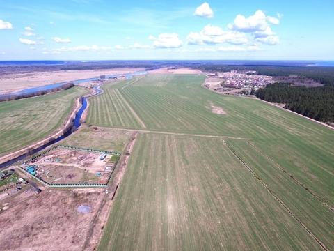 Участок 20 соток ИЖС в Запорожском в 100 метрах река Вьюн (Приозерский . - Фото 3