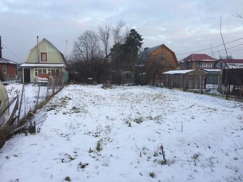 Земельный участок 9 соток Новая Москва, д. Мешково - Фото 1