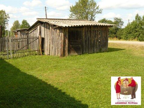 Добротный дом с участком в д. Ручьи Крестецкого р-на - Фото 4