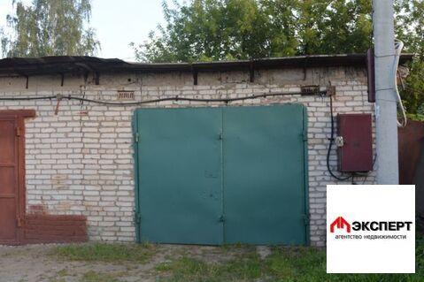 Гараж, ул. 3-я Игнатьевская - Фото 1