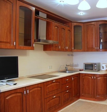 Сдам двухкомнатную меблированную квартиру на длительный срок - Фото 4