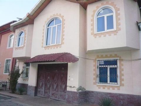 Дом 2 этажа, 8 комнат, 4 сотоки. Яккасарайский район - Фото 1