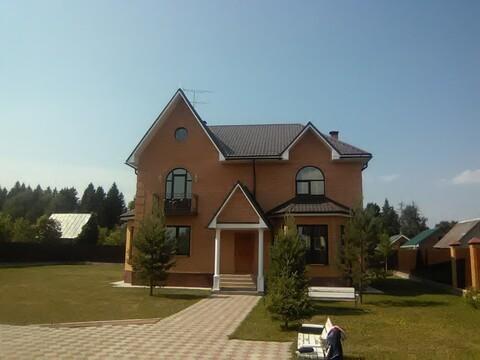 Продаётся 2-х этажный дом д.Белоусово. 54 км Киевского шоссе - Фото 3