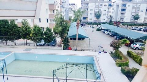 Анталия. Лара.160 м2 4 комнаты с мебелью , бассейн , паркинг - Фото 4