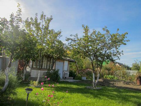 Дачный домик с ухоженным земельным участком. - Фото 1