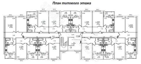 Продается 1-к Новостройка ул. Майский б-р - Фото 3