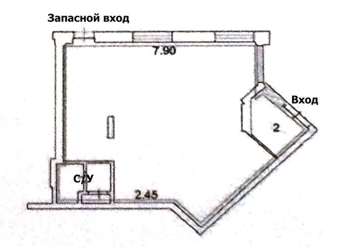 Пер. Переулок д. 7 (ном. объекта: 2718) - Фото 2