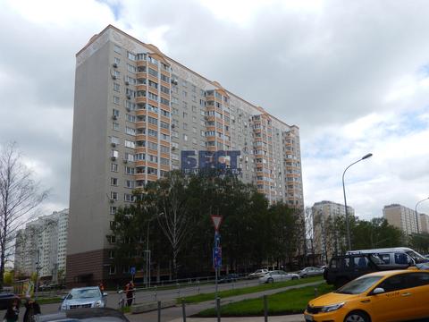 Двухкомнатная Квартира Москва, улица Бианки, д.3, нао - Новомосковский . - Фото 2