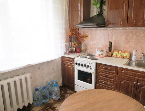 Продам 1 ком. квартиру в п. Листвянка Рязанского р-она Рязанской обл. - Фото 1