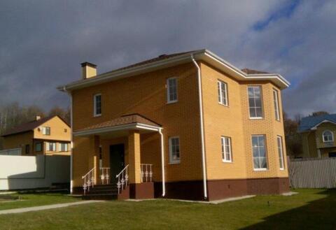 Новый 2хэтаж дом 145 м2 в Кривское со всеми коммуникациями, рядом река - Фото 1