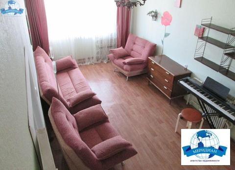 Классная квартира с огромной лоджией! - Фото 1