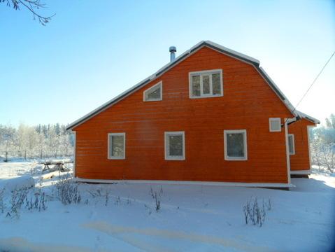 Продажа нового дома 100 кв.м, уч. 15 сот. - Фото 1