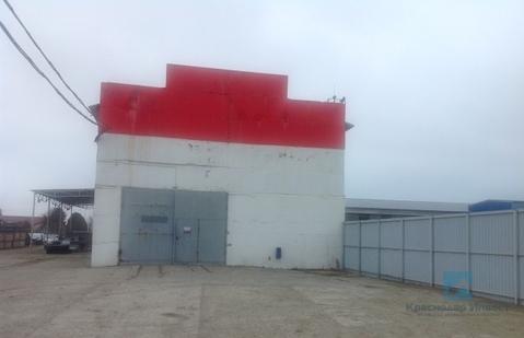 Аренда производственного помещения, Краснодар, Ул. Нагорная - Фото 1