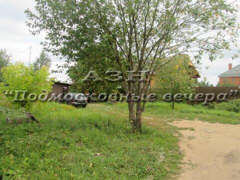 Новорижское ш. 12 км от МКАД, Степановское, Участок 6 сот. - Фото 1