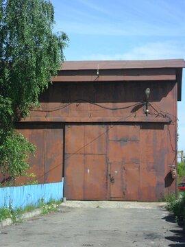 Собственник сдает складское помещение:  - 460кв.м  - высота потолков .