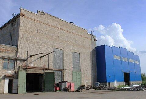 Продам производственно - складской комплекс 17 890 кв.м. - Фото 2