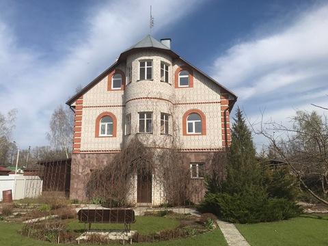 Коттедж на берегу р. Волга, город Конаково. - Фото 1