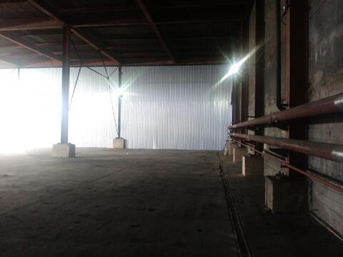 Складское помещение 1260 кв.м