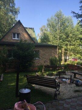 Жилой дом 100 кв.м. с участком 15 соток д.Еськино Чеховского района - Фото 5