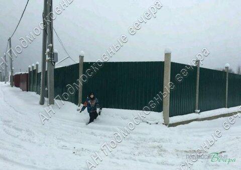Пятницкое ш. 23 км от МКАД, Бакеево, Участок 5.5 сот. - Фото 2