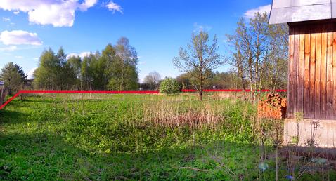 Оформленный участок с домом в деревне Никиты Волоколамского района МО - Фото 5