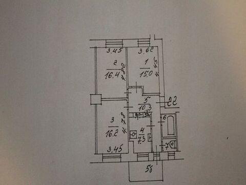 Продажа квартиры, м. Динамо, Беговая аллея - Фото 5