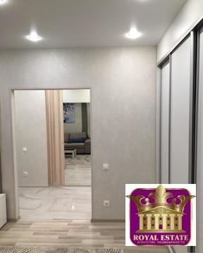 Сдается шикарная 1к квартира в новострое проспект Победы - Фото 1