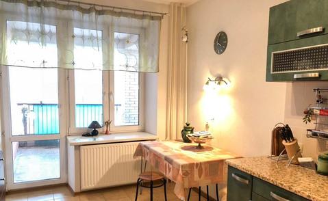 Сдается 1-комнатная квартира 50 кв.м. в новом доме ул. Белкинская 29 - Фото 2