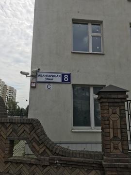 2-х комнатная квартира, Павшинская пойма, ул. Авангардная, д. 8 - Фото 2