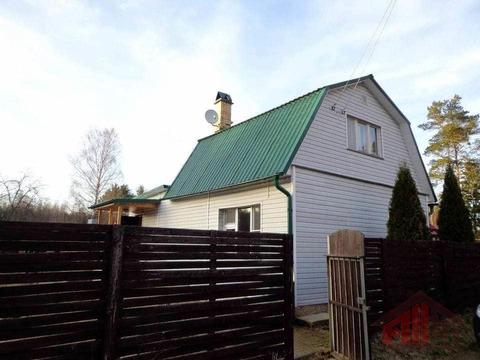 Продажа дома, Яблонец, Псковский район - Фото 1