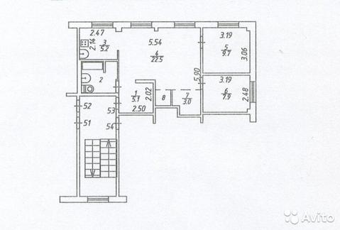 Продажа квартиры, Калуга, Ул. Добровольского - Фото 2