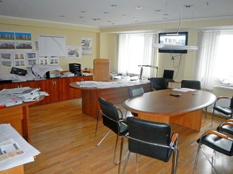 Офисное помещение 610 м2 в Центральном районе. - Фото 2