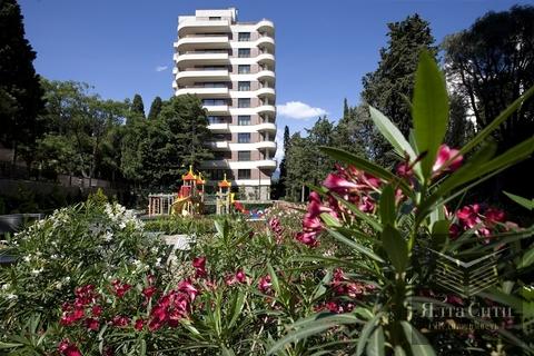 Видовая 2-комнатная квартира в Приморском парке Ялты! - Фото 1