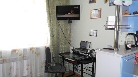 Продаю 1 студию , ул. Станционная д.110 , 1/3 кирп, 25 м2 - Фото 1