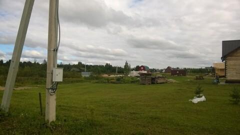 Земельный участок 14 соток ИЖС на возвышенности под Псковом - Фото 4