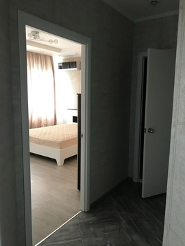 Двухкомнатная Квартира Область, улица проспект Ленина, д.76, . - Фото 4