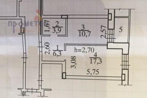 Продажа квартиры, Новосибирск, Ул. Выборная, Продажа квартир в Новосибирске, ID объекта - 316491207 - Фото 1