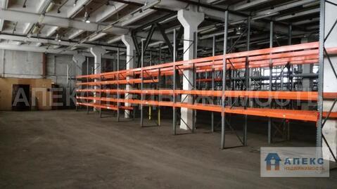 Аренда помещения пл. 2700 м2 под склад, , офис и склад Мытищи . - Фото 4