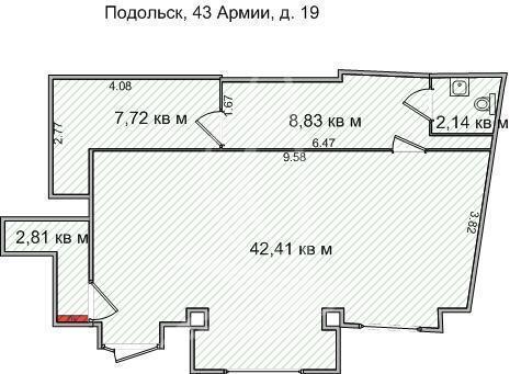 Сдам помещение в районе Подольские просторы - Фото 5