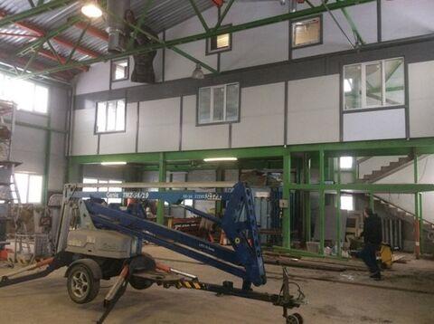 Сдам складское помещение 680 кв.м, м. Ленинский проспект - Фото 4