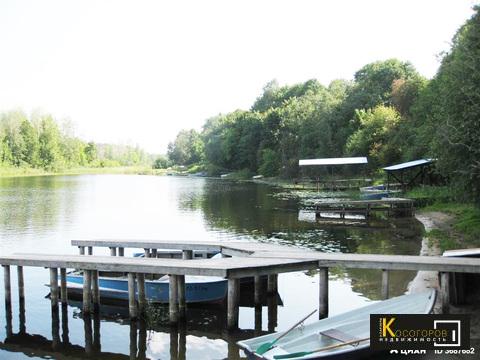 Купи сруб из бревна С участком на озере селигер - Фото 2