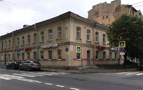 Аренда торгового помещения, м. Площадь Восстания, 6-я Советская улица - Фото 1