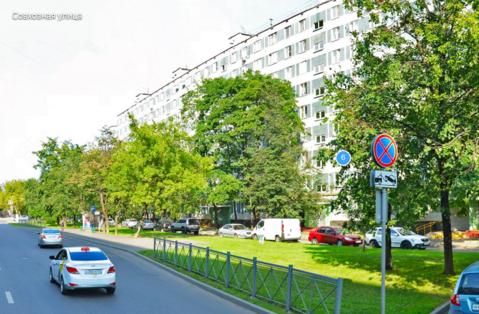 Продается 1-комнатная квартира г. Москва, ул. Совхозная, д.6 - Фото 1